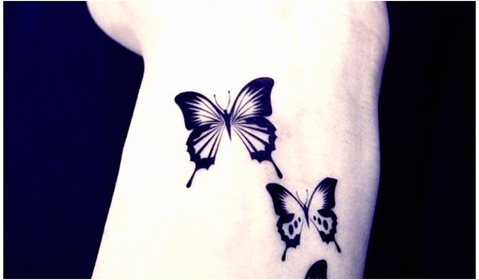 Coole Schmetterling Tattoo Ideen Tatoo Pinterest Druckfertig