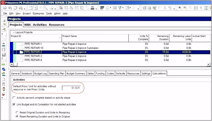 Awesome Project Schedule Template Excel Free Construction Management