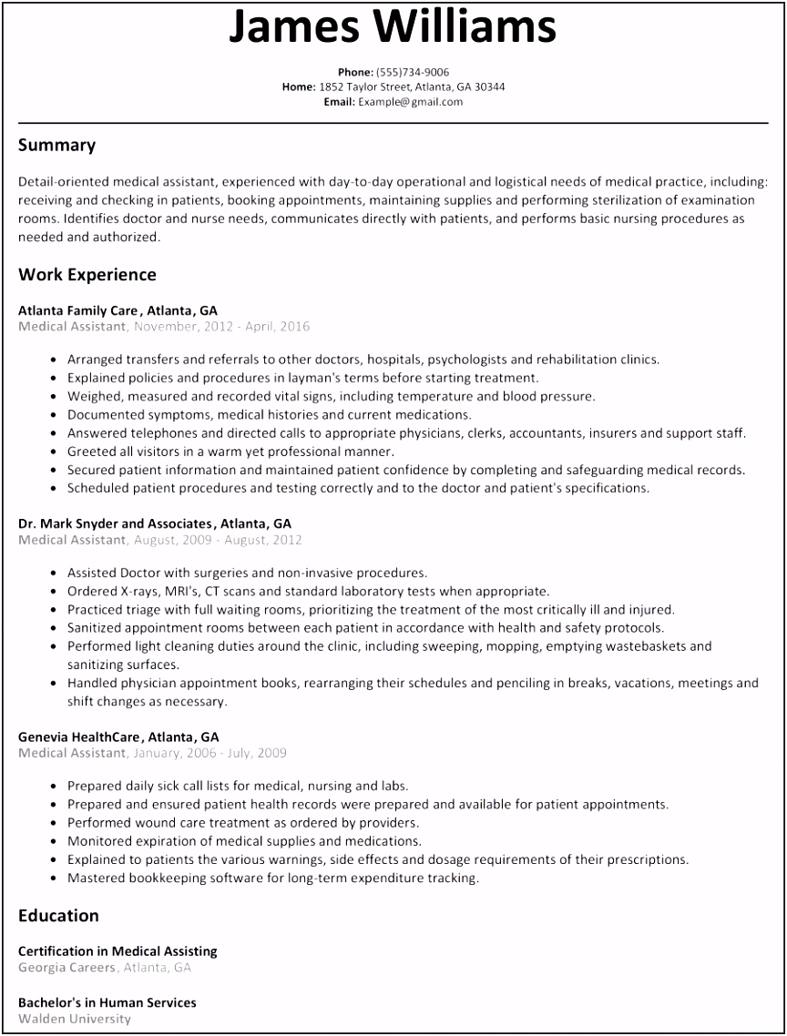 Microsoft Word Resume Template Free New Downloadable Resume